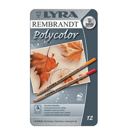 Lyra Lyra Polycolor pencil 12 assorted