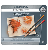 Lyra Lyra Polycolor pencil 24 assorted