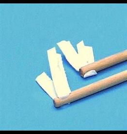 Choroi Flute swabbing paper /  chamois leather single pc