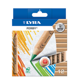 Lyra Lyra Ferby short - 12 assorted