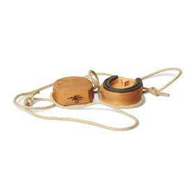 Mercurius Bucket stilts - horseshoe design