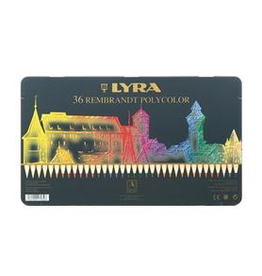 Lyra Lyra Polycolor pencil 36 assorted
