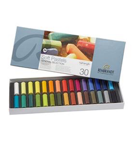 Rembrandt Rembrandt pastels 30 small sticks