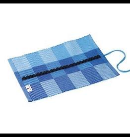 Mercurius Crayon bag for 24 color giants - blue