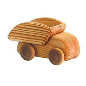 Debresk Debresk wooden toy - small tipping lorry