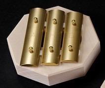 Auris Auris Glockenspiel 3 tones A-B-E
