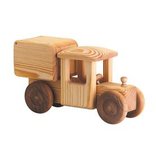 Debresk Debresk wooden toy - big delivery van