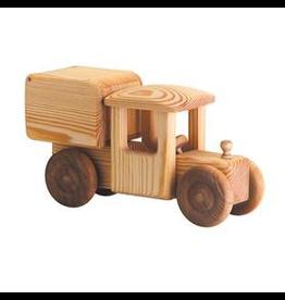 Debresk Debresk wooden toy - big delivery van