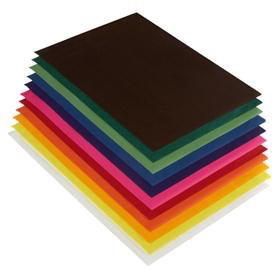 Mercurius Kite paper LARGE 50 x 70cm - assorted, 11 sheets