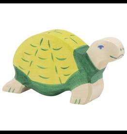 Holztiger Turtle green
