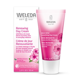 Weleda Facial Care - Renewing Day Cream, Wild Rose