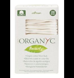 Organ(y)c Organ(y)c Beauty cotton swabs 200ct