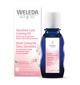 Weleda Facial Care - Almond - Almond Soothing Facial Oil
