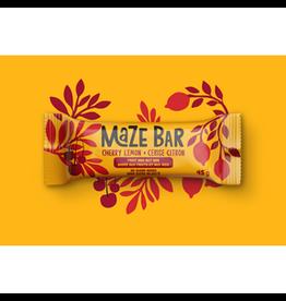MAZE BAR Maze Bar - Cherry Lemon 45g