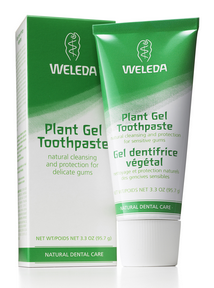 Weleda Oral Care - Plant Gel Toothpaste