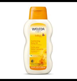 Weleda Baby Care - Comforting Baby Oil - calendula