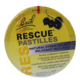Bach Bach Rescue Remedy - Rescue Pastiles Black Currant