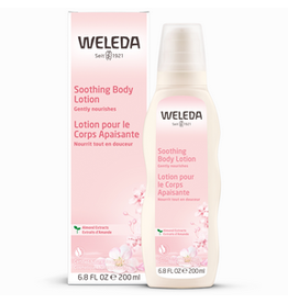 Weleda Soothing Body Lotion, almond