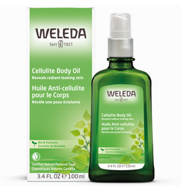 Weleda Body Oils - Birch Cellulite Oil