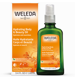 Weleda Body Oils - Hydrating Sea Buckthorn Body Oil