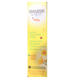 Weleda Travel & Trial Sizes - Diaper Care Cream Travel Size
