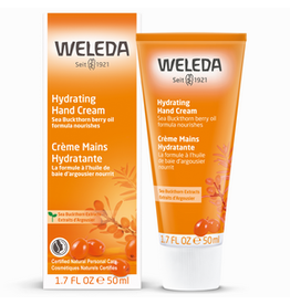 Weleda Body Care - Hydrating Hand Cream - Sea Buckthorn