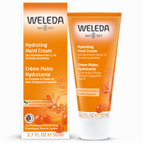 Weleda Body Care - Hydrating Hand Cream - Sea Buckthorn