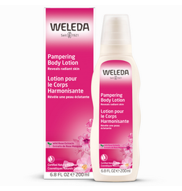 Weleda Body Lotion - Wild Rose Pampering Body Lotion