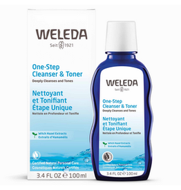 Weleda Facial Care - One Step Cleanser & Toner