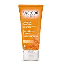 Weleda Bath Care - Sea Buckthorn Creamy Body Wash