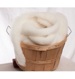 Custom Woolen Mills Wool Roving 100 gr