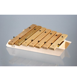 Mercurius Pentatonic Xylophon D-E-G-A-H-D-E wood with mallet