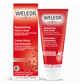 Weleda Body Care - Pomegranate Replenishing Hand Cream
