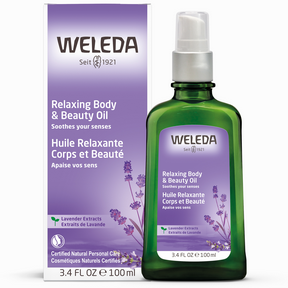 Weleda Body Oils - Lavender Body Oil