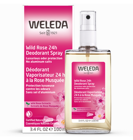 Weleda Body Care - Wild Rose Deodorant