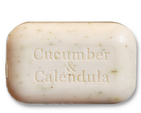 Soap Works Cucumber & Calendula Soap