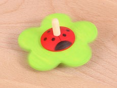 Beck Ladybug spinning top large