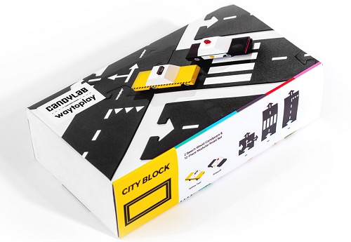 Waytoplay Waytoplay City Block Set