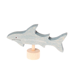 Grimm's Deco Shark for birthday ring