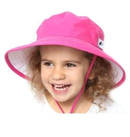 Puffin Gear Organic Cotton Solid Sunbaby sunhat
