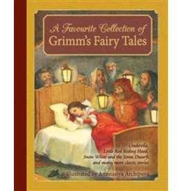 Floris Books A Favourite Collection of Grimm's Fairy Tales
