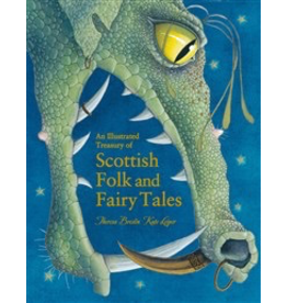 Floris Books An Illustrated Treasury Of Scottish Folk And Fairy Tales