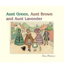 Floris Books Aunt Green Aunt Brown & Aunt Lavender