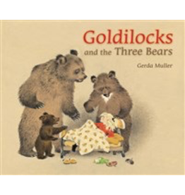Floris Books Goldilocks And The Three Bears