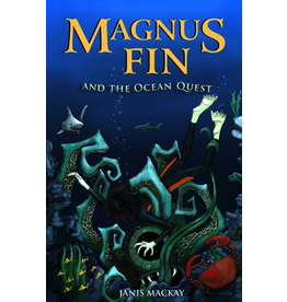 Floris Books Magnus Fin And The Ocean Quest (book 1) 2009