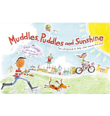 Hawthorne Press Muddles Puddles And Sunshine: Your Activity Book To Help When Someone Has Died