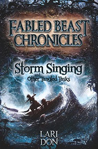 Kelpies Storm Singing And Other Tangled Tasks: 2nd Edition (book 3)