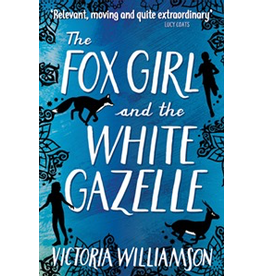 Floris Books The Fox Girl and the White Gazelle