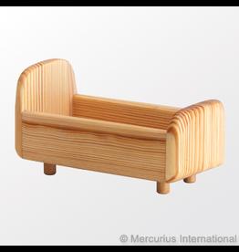Debresk Debresk wooden toy - doll bed