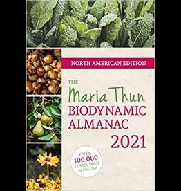 Floris Books The Maria Thun Biodynamic Almanac 2021<br /> North American Edition